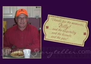 Remembering Billy www.midweststoryteller.com
