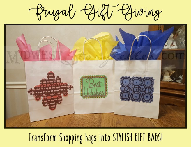 Shopping Bags Transformed www.midweststoryteller.com