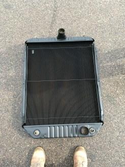 New full core radiator!