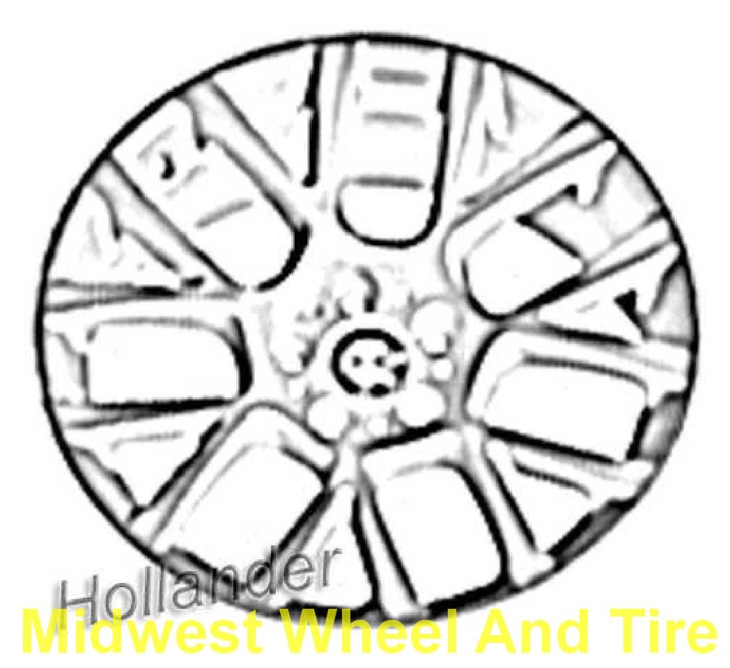 Bmw Ab Oem Wheel