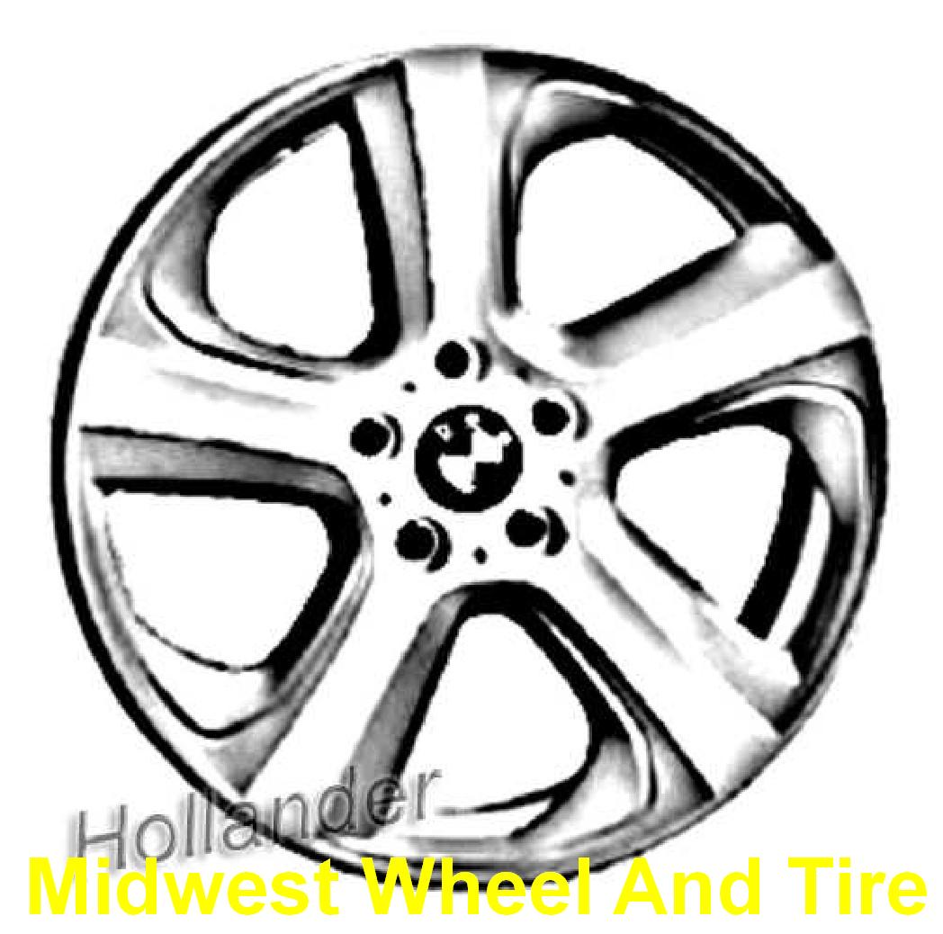 Bmw X6 S Oem Wheel