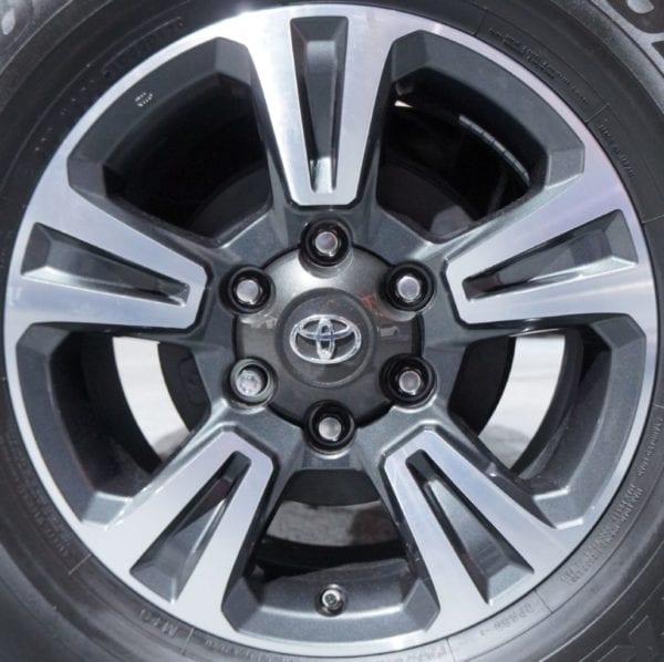 Tire Toyota Sensor Pressure