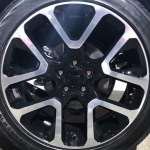 Jeep Compass 19 Polished Black Factory Original Oem Wheel Rim 9192