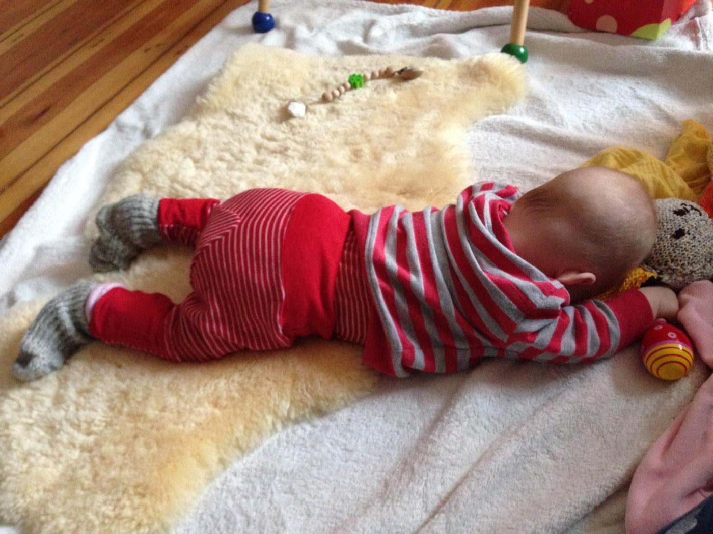10 steps to save baby sleep