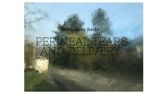 perineal tear and delivery