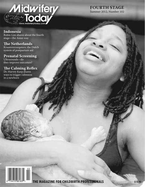Midwifery Today Issue 102