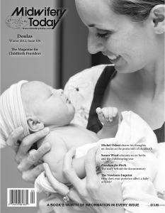 Midwifery Today Issue 104