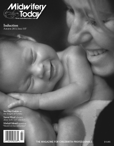 Midwifery Today Issue 107