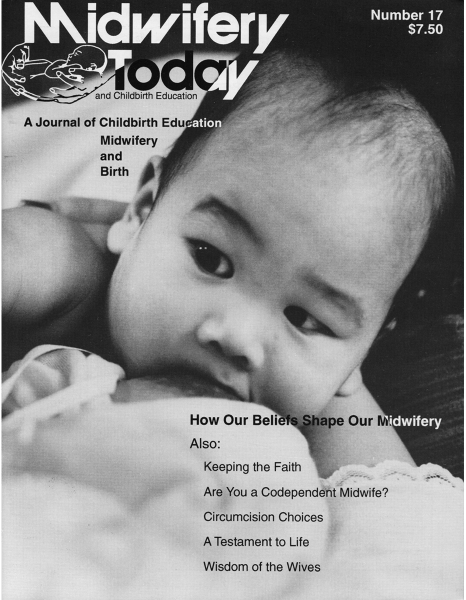 Midwifery Today Issue 17