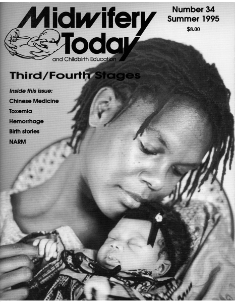 Midwifery Today Issue 34