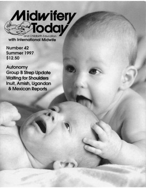 Midwifery Today Issue 42