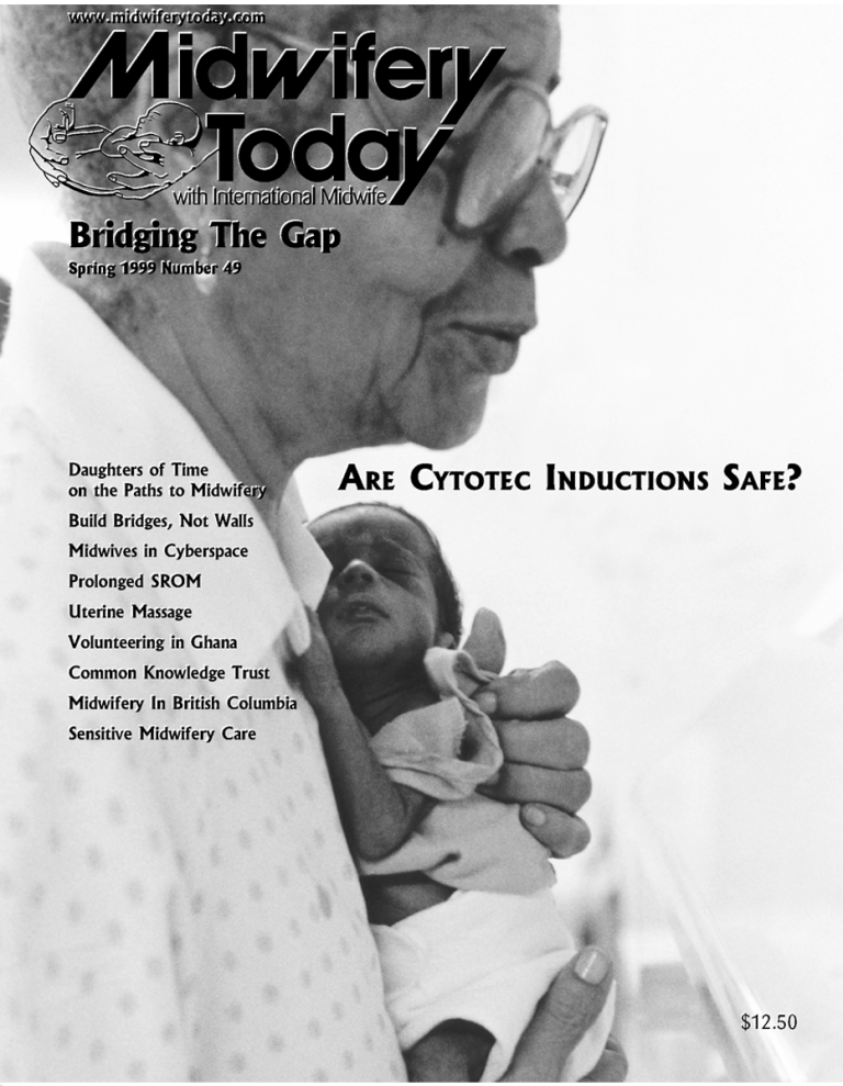 Midwifery Today Issue 49