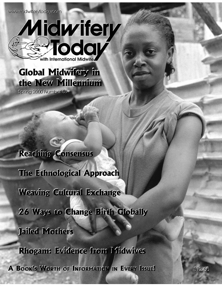 Midwifery Today Issue 53