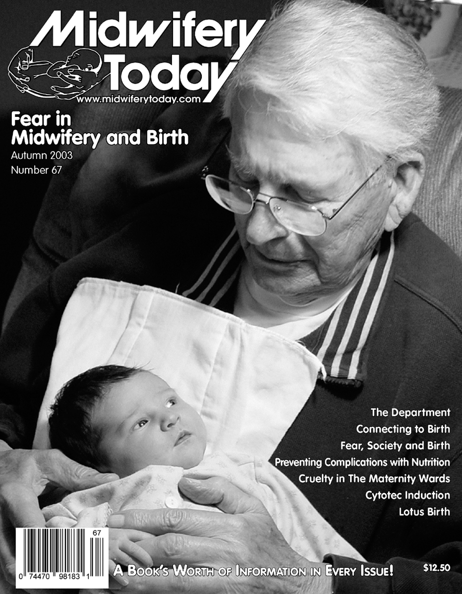 Midwifery Today Issue 67