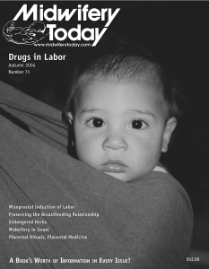 Midwifery Today Issue 71
