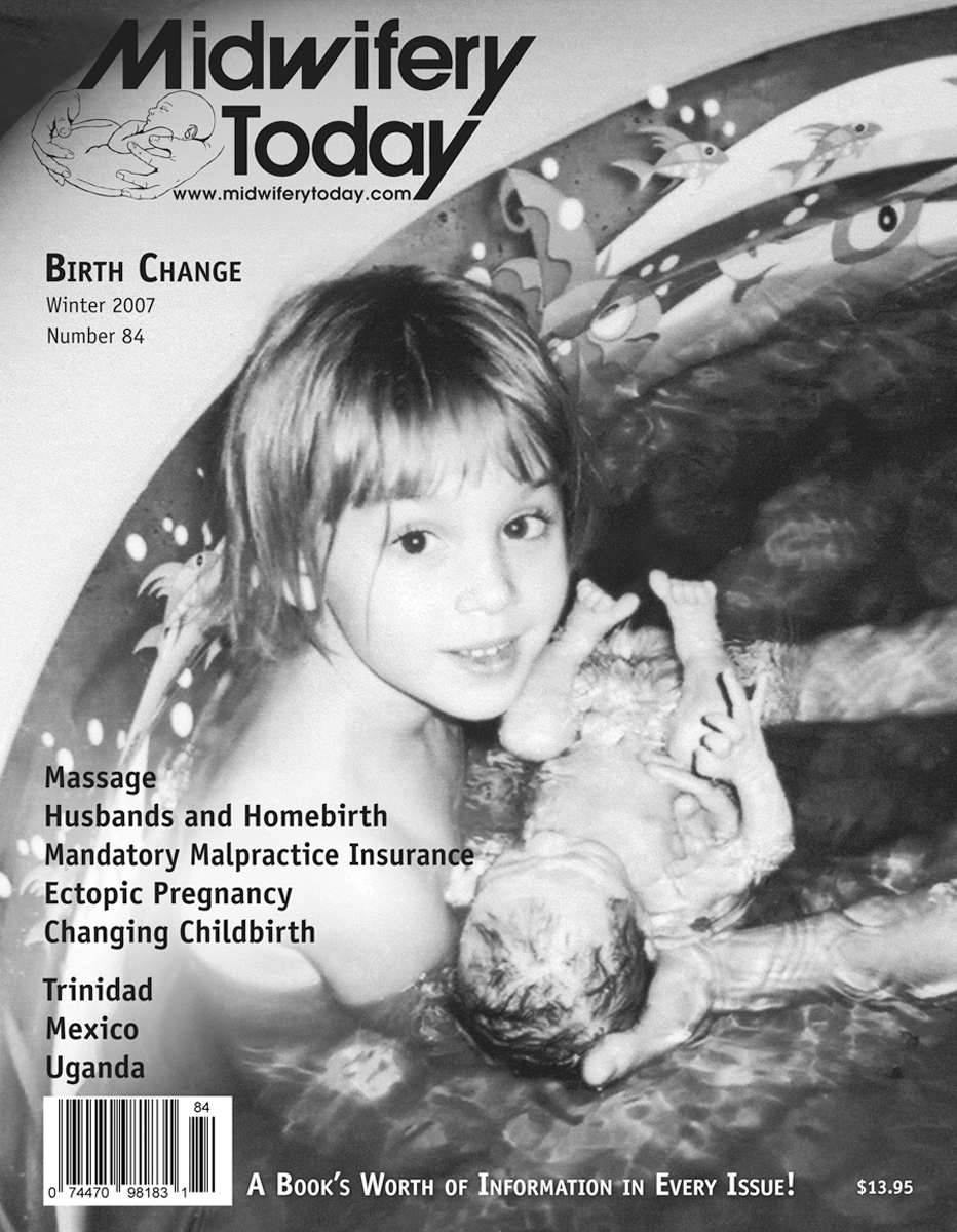 Midwifery Today Issue 84