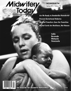 Midwifery Today Issue 93