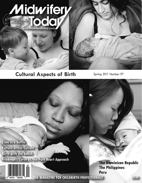 Midwifery Today Issue 97