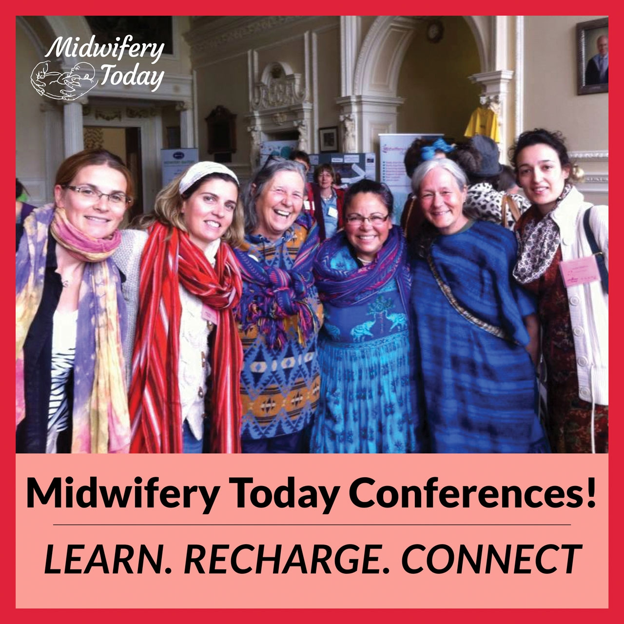 Attend a Midwifery Today Conference