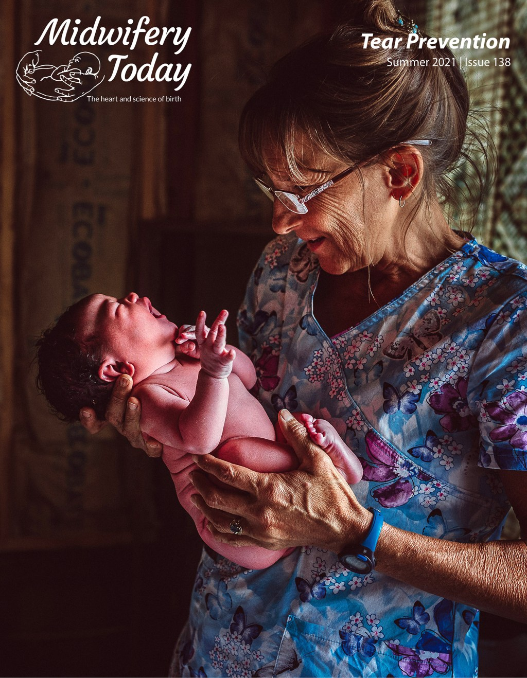 Midwifery Today Issue 138 Cover