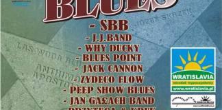 2011-V-Festiwal-Las-Woda-Blues-PLAKAT