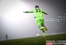 ZDJĘCIE: 2013-11-23 Chrobry Głogów Polonia Bytom @ Stadion (fot.P.Dudzicki)