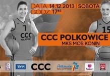 2013-12-13 Basket Liga Kobiet - Mistrzynie Polski goszczą beniaminka z Konina
