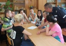 2014-06-12-warsztaty-dla-młodzieży-głogowska-policja@Głogów