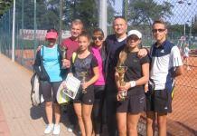 zakończenie sezonu tenisiści tenis