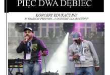 plakat 2014-10-14-pięc dwa dębiec koncert edukacyjny@Głogów-num