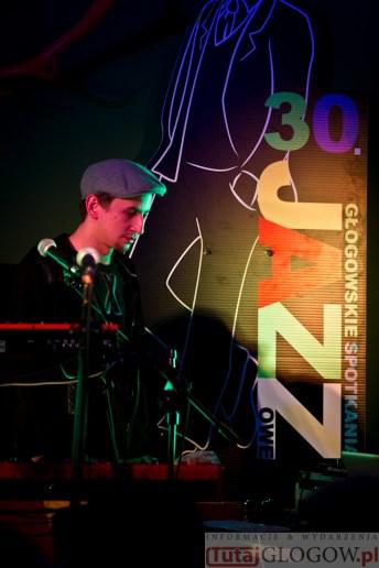 2014-10-17 Night marks Electric Trio & Archeo @Kulturka Pub (fot.P.Dudzicki) 02