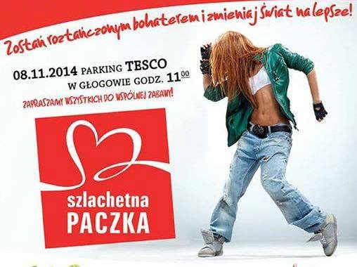 2014-11-06-zumba-szlachetna paczka @Głogów