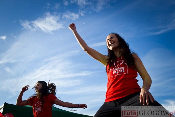 2014-11-08 Maraton Zumba Fitness Tańcz i pomagaj @Parking Tesco (fot.P.Dudzicki) 45