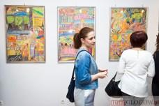 2015-01-22 Wernisaż wystawy Ireny Osińskiej @MOK (fot.P.Dudzicki) 23