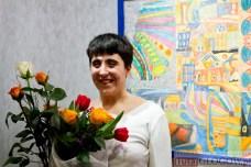 2015-01-22 Wernisaż wystawy Ireny Osińskiej @MOK (fot.P.Dudzicki) 26