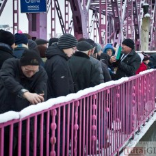 2015-01-23 Zima w Twierdzy - Ostrów Tumski (fot.P.Dudzicki)