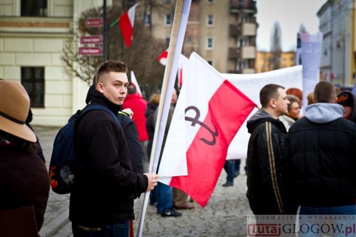 2015-02-28 Narodowy Dzień Pamięci Żołnierzy Wyklętych (fot.P.Dudzicki) 01