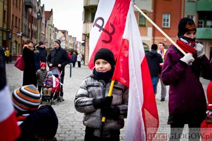 2015-02-28 Narodowy Dzień Pamięci Żołnierzy Wyklętych (fot.P.Dudzicki) 06
