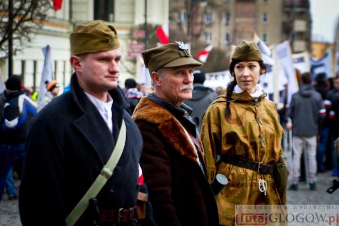 2015-02-28 Narodowy Dzień Pamięci Żołnierzy Wyklętych (fot.P.Dudzicki) 14