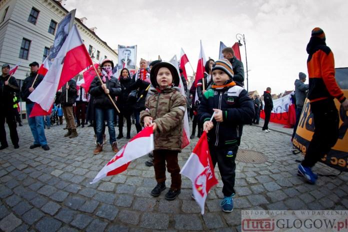 2015-02-28 Narodowy Dzień Pamięci Żołnierzy Wyklętych (fot.P.Dudzicki) 18