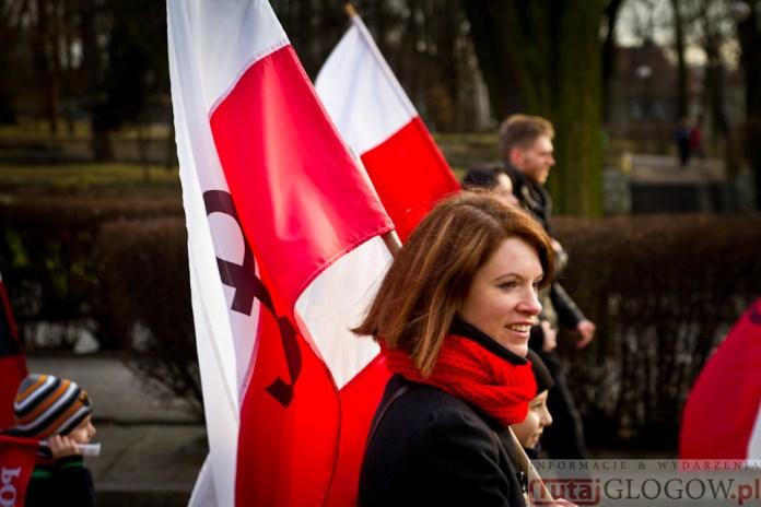 2015-02-28 Narodowy Dzień Pamięci Żołnierzy Wyklętych (fot.P.Dudzicki) 24