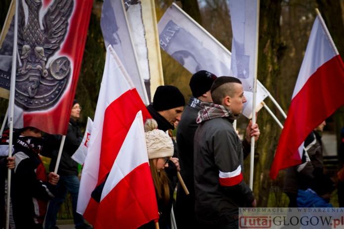 2015-02-28 Narodowy Dzień Pamięci Żołnierzy Wyklętych (fot.P.Dudzicki) 26