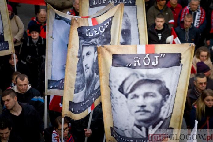 2015-02-28 Narodowy Dzień Pamięci Żołnierzy Wyklętych (fot.P.Dudzicki) 40