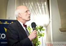2015-03-22 Spotkanie z Januszem Korwin-Mikkem @Pod Starym Głogiem (fot.P.Dudzicki)