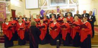 2015-03-31-chór beati cantores@Głogów