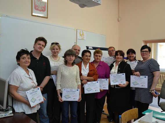 2015 05 15 podsumowanie projektu zdobywamy kwalifikacje@gmina Kotla