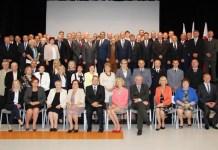2015-06-25 Grębocice: Uroczysta sesja z okazji 25-lecia samorządu (fot. UG Grębocice)