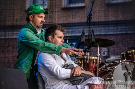 2015-06-07 Trzeci dzień Dni Głogowa-Kabarety @Rynek (fot.A.Karbowiak)-2
