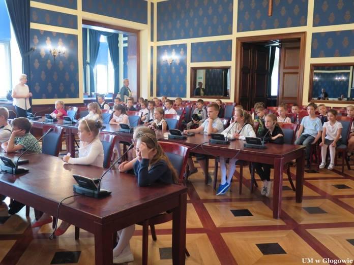 2015-06-13 Młodzi radni chcą skrócenia roku szkolnego @Urząd Miejski (fot. Urząd Miejski)