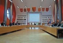 2015-06-12 Polkowice: zarząd powiatu z absolutorium